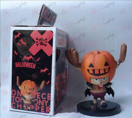 Chopper One Piece Tilbehør græskar hånd til at gøre 1 # (15cm)