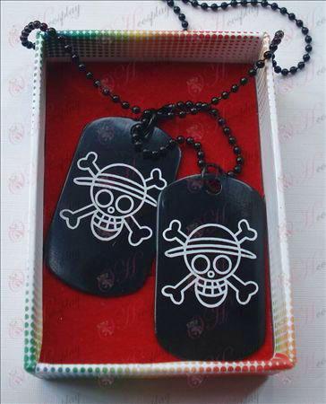 One Piece Tilbehør Shuangpai halskæde