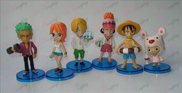 A32-generation 6 One Piece Accessories doll cradle