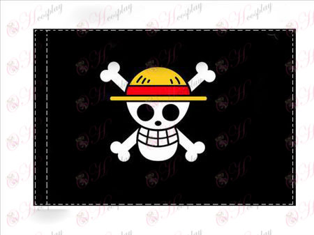 Store Pirate Flags (slitasje flaggstang)
