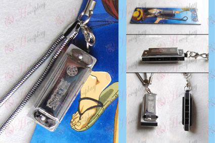 One Piece Accessories Harmonica machine rope