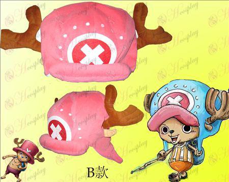 One Piece Tilbehør Nye Chopper hat sektion B