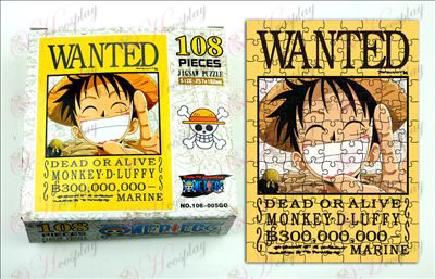One Piece sotapelit (108-005)