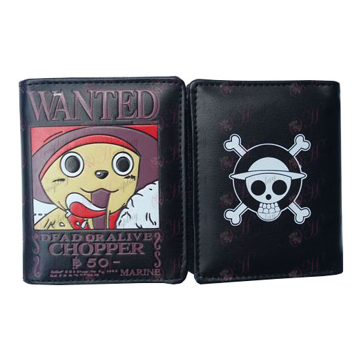 One Piece Accessories Qiao Bapi wallet 1