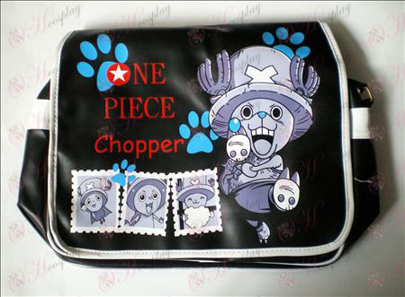 One Piece kiegészítők bőr táska a