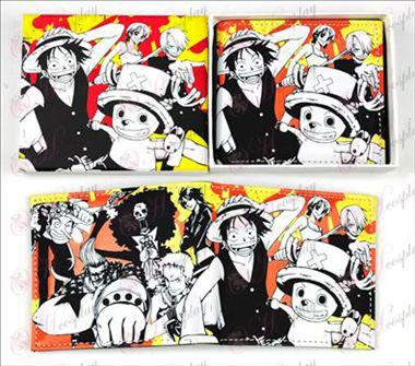 One Piece Аксесоари коприна чантата