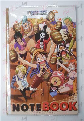 One Piece Accessoires Notebook