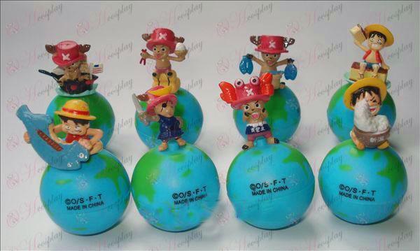 Acht tekens tumbler One Piece Accessoires