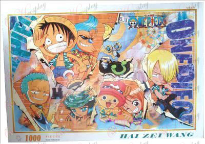 One Piece Accessories puzzle 875