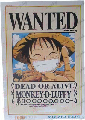 One Piece Accessories puzzle 874