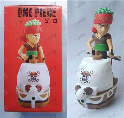 One Piece Accessories Sauron doll money pot (17cm)