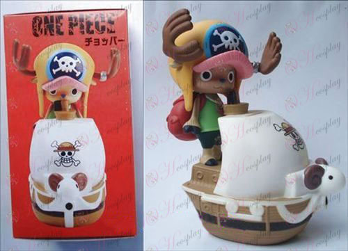 One Piece Accessories Joe doll money pot (15cm)