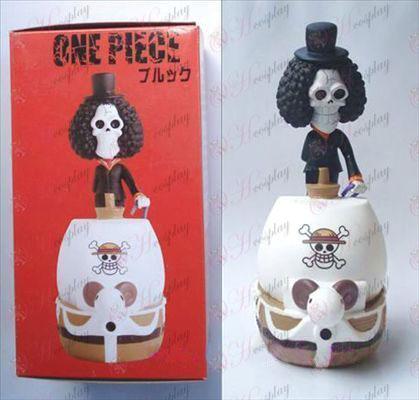 One Piece Аксессуары Брук деньги банка (18см)