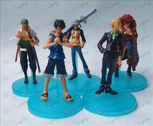 עריסת A29 דור 5 דגמי One Piece אבזרים בובה