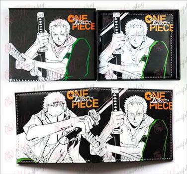 One Piece אבזרים משי ארנק 2