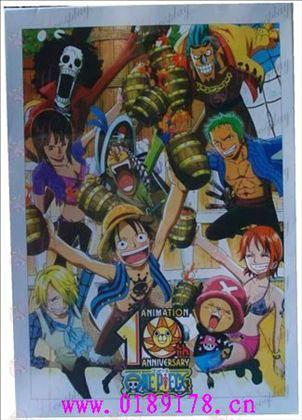 One Piece Tilbehør gåter 10-429