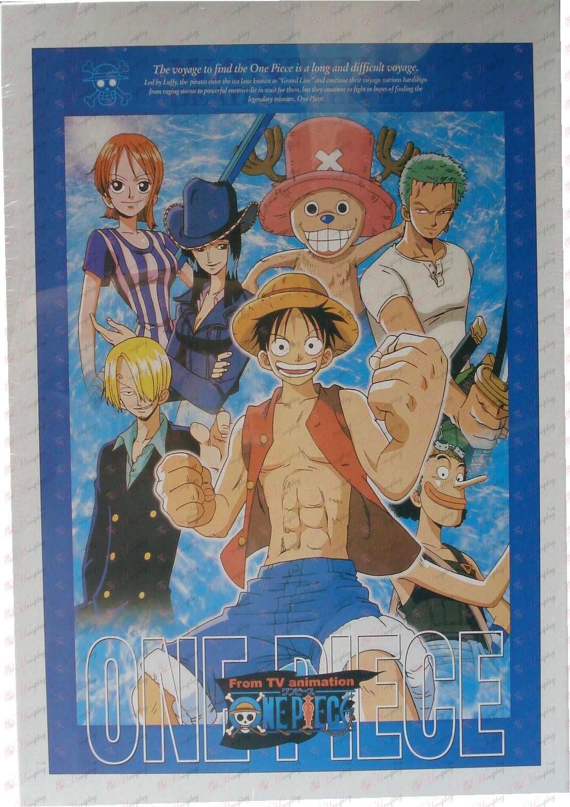 One Piece Doplnky puzzle 10-368