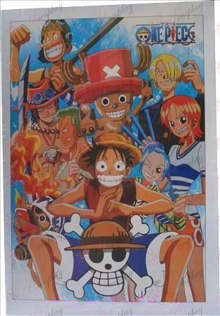 One Piece Doplnky puzzle 10-367