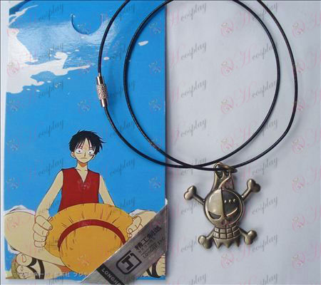 One Piece Accessories-Fei Lanqi flag necklace