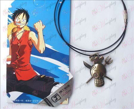 One Piece Accessories-sign necklace Xiangjishi