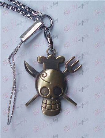One Piece Accessories-machine chain Xiangjishi flag