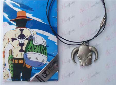 One Piece Accessoires-Exelon petit Tau collier