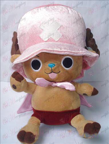 One Piece Acessórios Chopper boneca de pelúcia (13 polegadas)