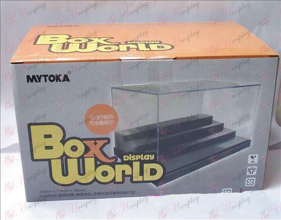 4 order Display Box 013 store hænder til at gøre