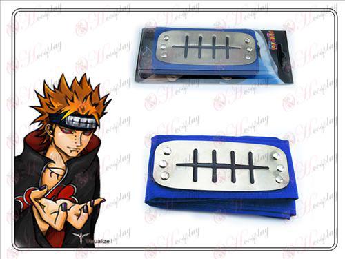 Naruto Shippuden Xiao Organization headband (blue)