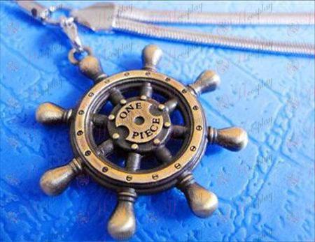 One Piece Acessórios corda máquina do leme