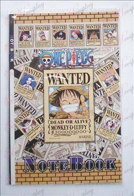 One Piece Príslušenstvo chcel notebook