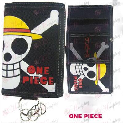 32-78 nål kantning fold wallet 02 # One Piece Tilbehør