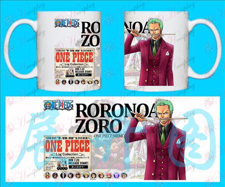 H-One Piece Accesorios Tazas ZERO
