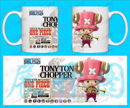 H-One Piece Zubehör Tassen CHOPPER
