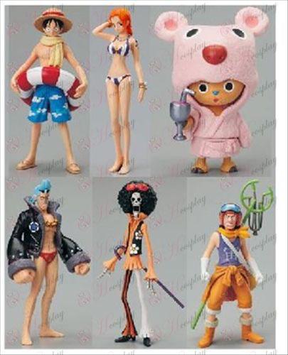 23 au nom de One Piece stand de poupée d'accessoires (13-15cm)