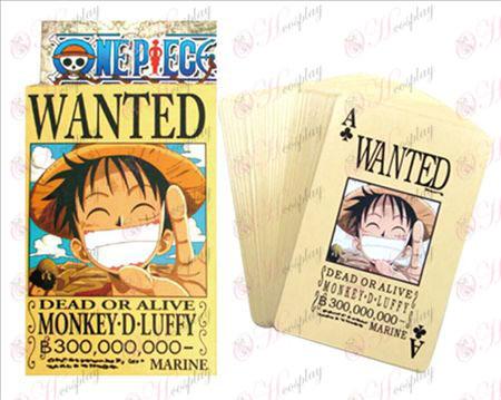 One Piece Tilbehør Poker (3)