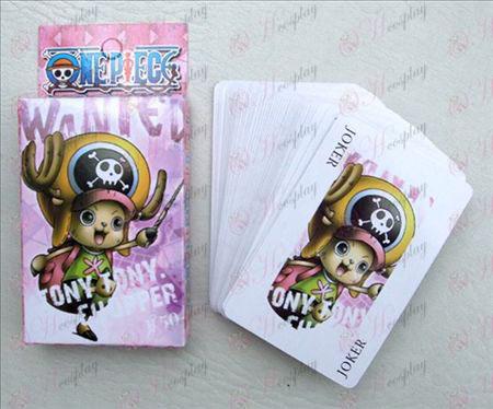 One Piece Tilbehør Poker (2)