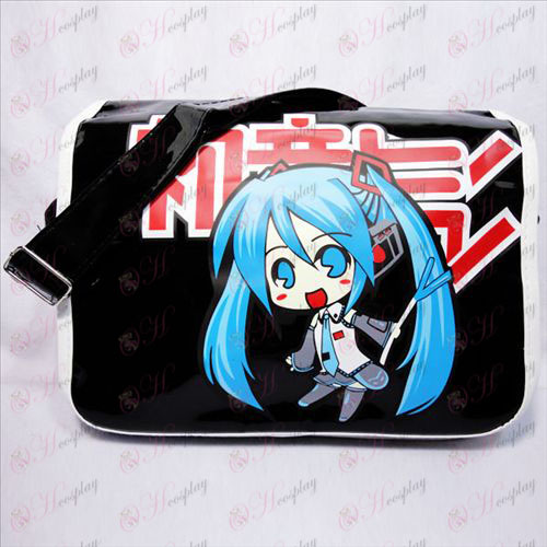 Hatsune Miku Accessories light leather satchel Halloween Accessories Online Store