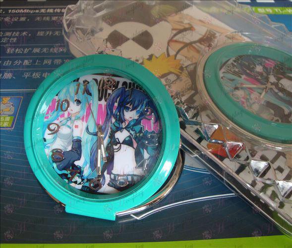 Hatsune mesa ornamentos