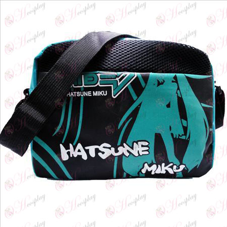 Hatsune karakter kleine nylon tas
