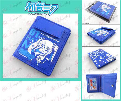 Hatsune короткие бумажник 1