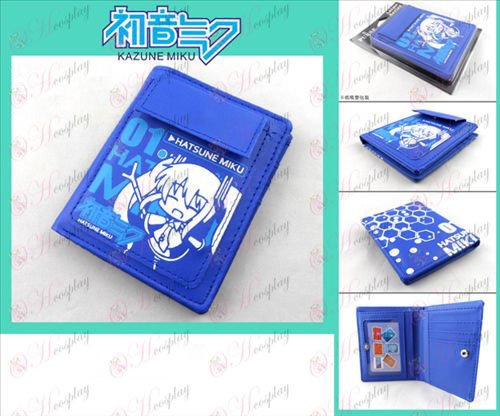 Hatsune korte lommeboken 1