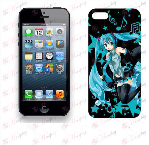 Apple iphone5 phone shell 017 (Hatsune)