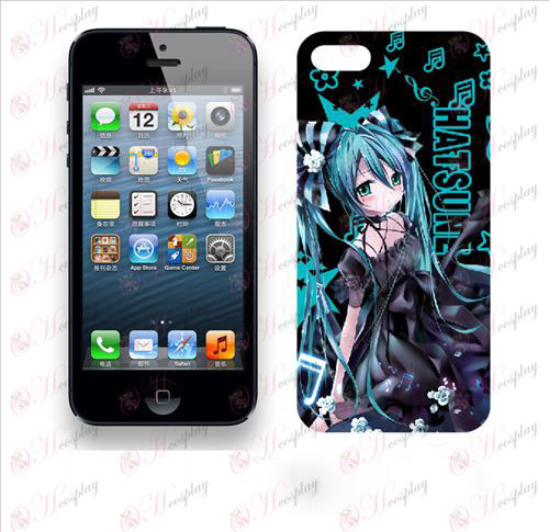 Apple iphone5 phone shell 011 (Hatsune)