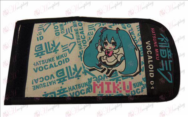 Dva krat denarnica hijab (Hatsune)