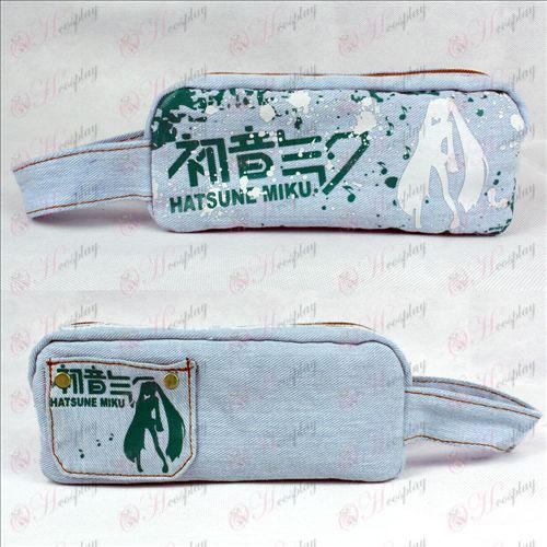 57-45 # 28 # Lápis Acessórios Hatsune Miku