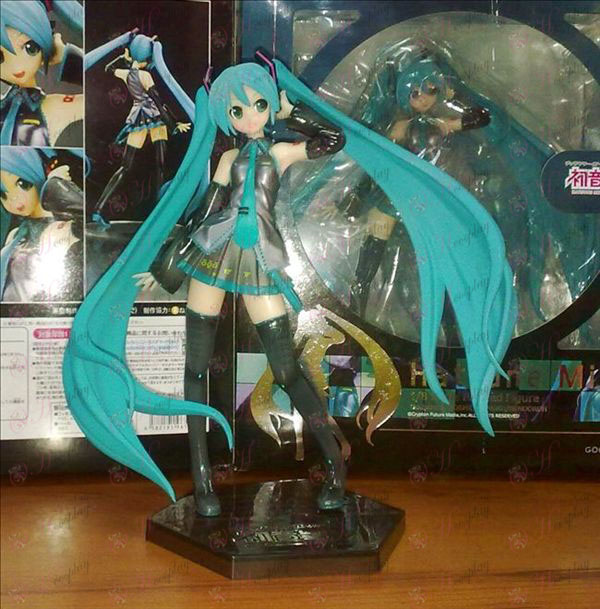 2nd generation Hatsune B section (eyes open) Boxed hand to do