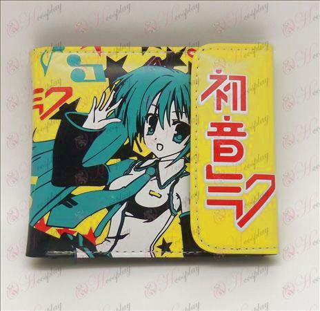 Hatsune пълен портфейл цвят модула