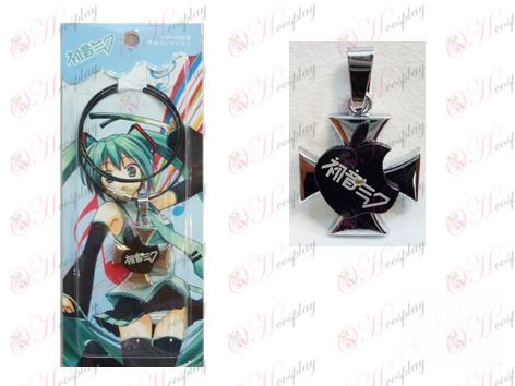 Hatsune Apple Series Wire Necklace