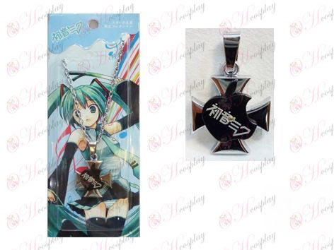 Hatsune Apple Series 0 word necklace